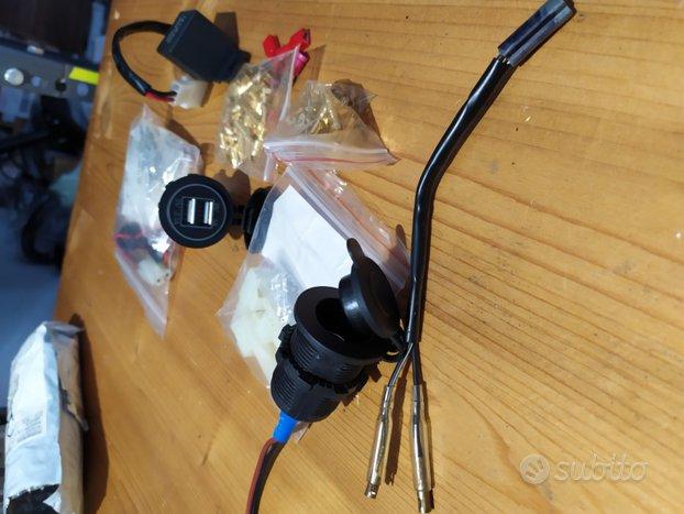 Cablaggio frecce led e accessori Tracer 700 MT 07