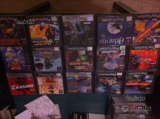 Ps1/2, GC, Saturn, Gba, Nintendo, SMD