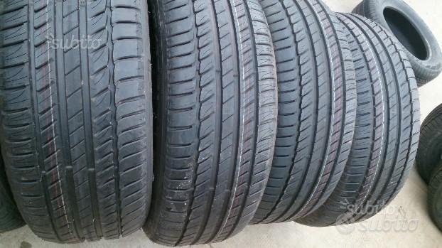 215/55/17 michelin usate