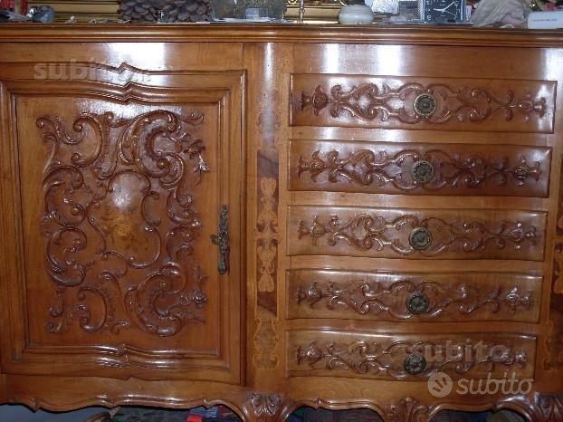 Sala barocco roccoco - mobile d'arte