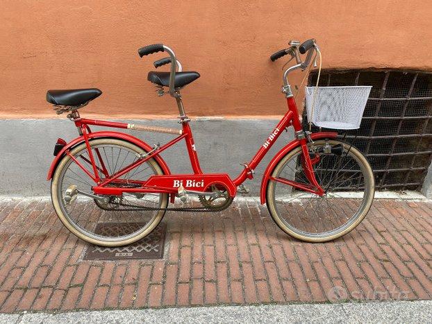 Bicicletta BIbici tandem anni 60, pieghevole