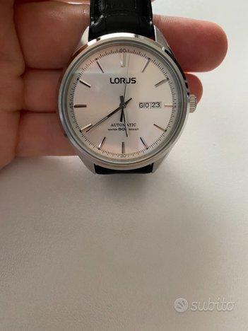 Orologio automatico lorus