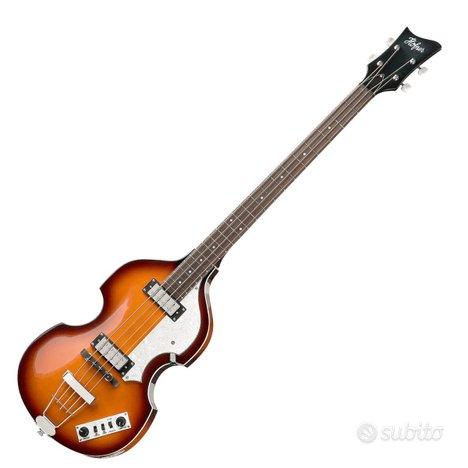 Höfner Ignition Beatles Bass - Basso HOFNER Violin