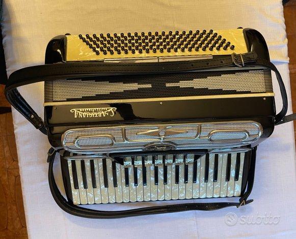 Fisarmonica L' Artigiana 120 bassi