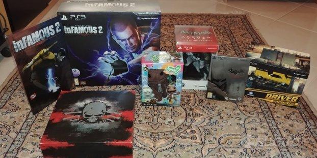 Giochi PS3 Standard e Collector's Edition