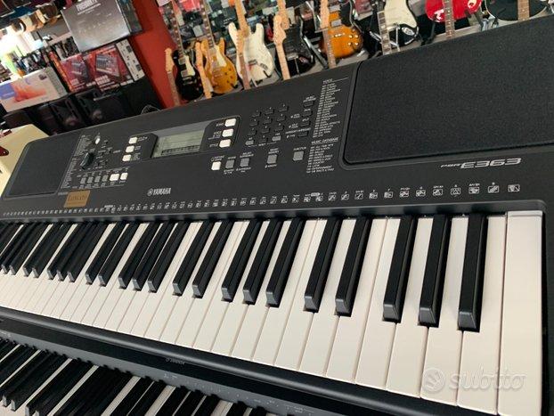 Tastiera Yamaha Ê 363 ( Nuova )