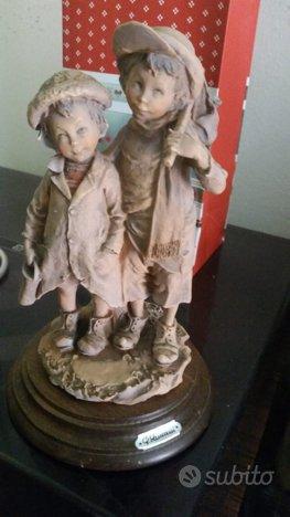 Statuetta vintage