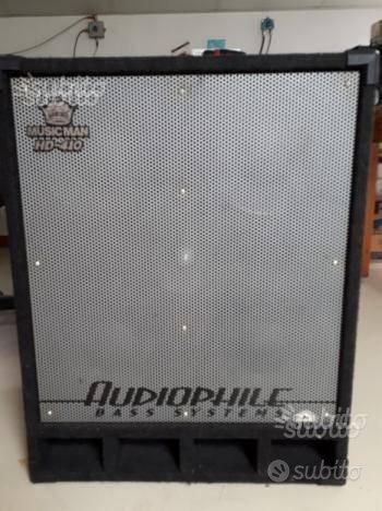 Cassa per basso Ernie Ball Musicman HD-410 700W