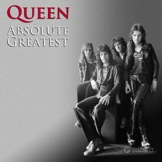 Lp queen absolute greatest