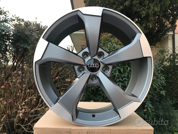 Cerchi audi rotor 2019 made in germany 18 19 20