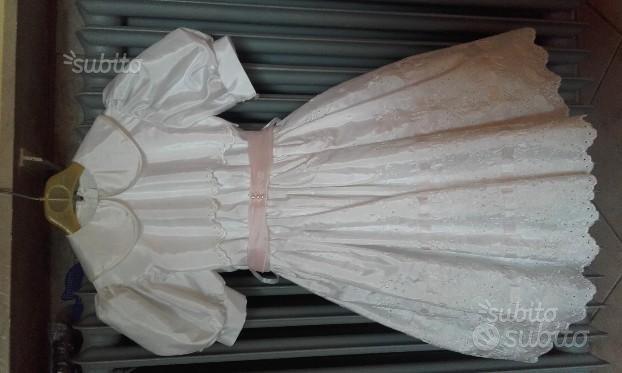 Vestito cerimonia damigella da sposa