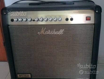 Amplificatore per chitarra Marshall AVTX made in E