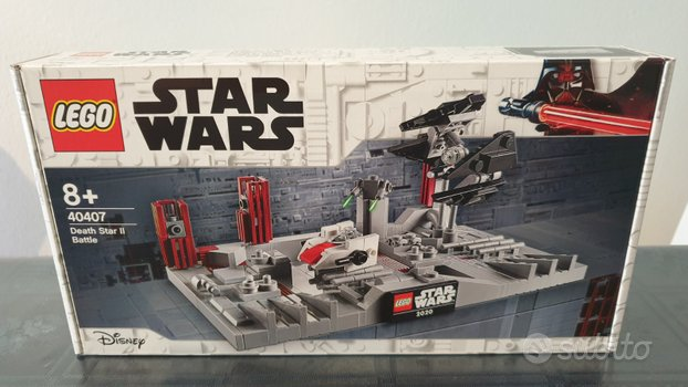 Lego Star Wars 40407 Death Star II Battle nuovo V