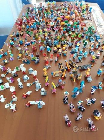 Collezione sorpresine Kinder dagli anni 90 serie K