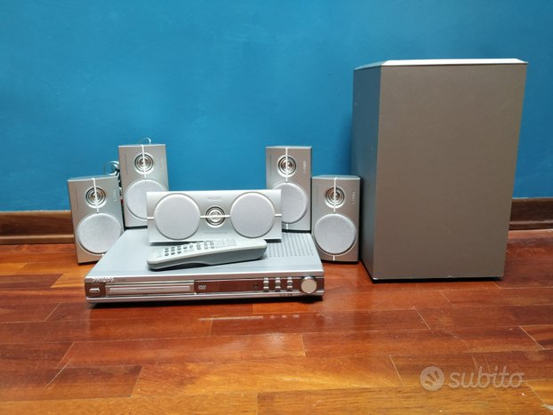 Home theater Phillips Nuovo