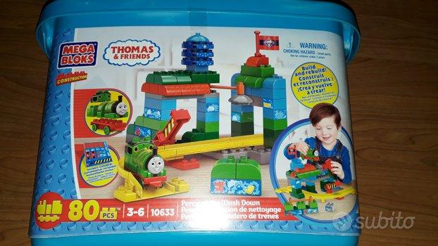 Thomas secchiello percy 10633 mega bloks
