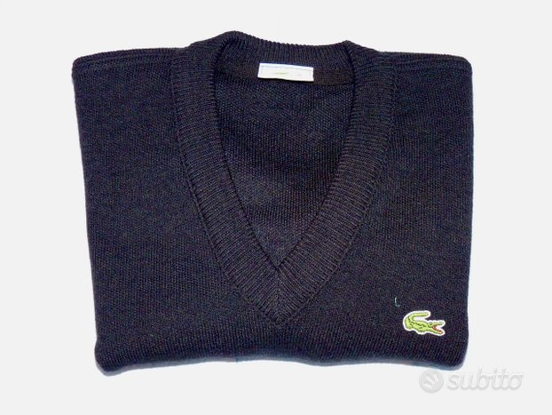 Maglione lana Lacoste uomo