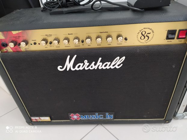 Amplificatore Marshall Celrbration Special 85