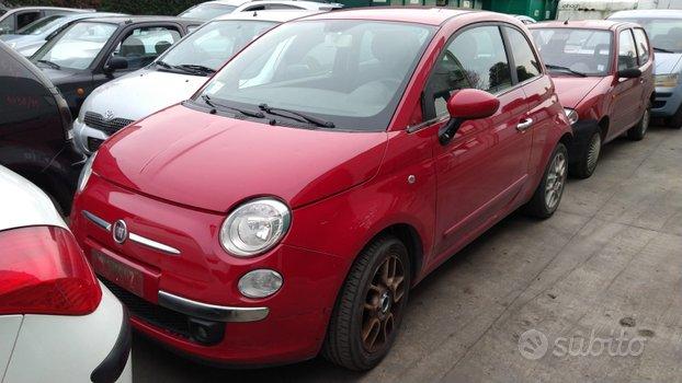 Pezzi di ricambio Fiat 500 anno 2008
