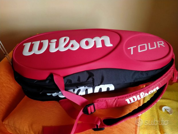 Borsone tennis Wilson originale - nuovo