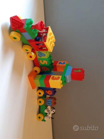 Lego duplo vari modelli da 1,5 a 5 anni