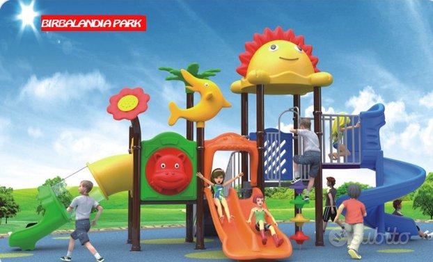 Giochi e Attrezzature x Ludoteche Asili, Baby Park