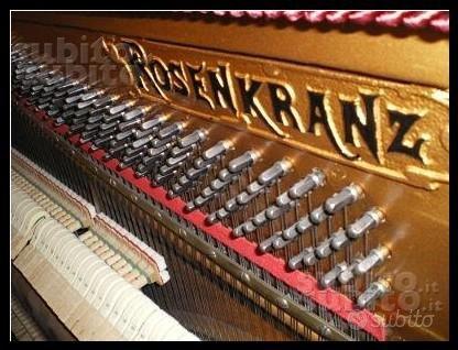 Pianoforte RosenKranz 88 Tasti Verticale