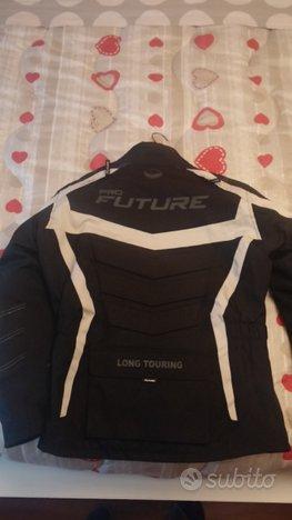 Giacca moto pro. future