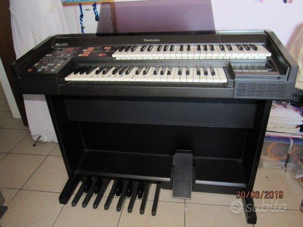 Technics PCM Sound EX10L Organo elettronico