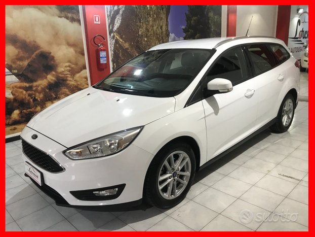FORD Focus 1.5 tdci SW BUSINESS/NAVI - 2017