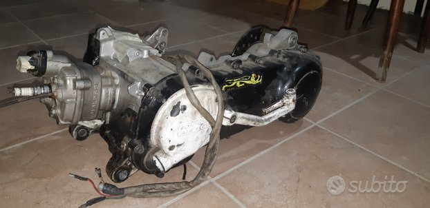 Blocco motore piaggio nrg,ricambi vari e altro