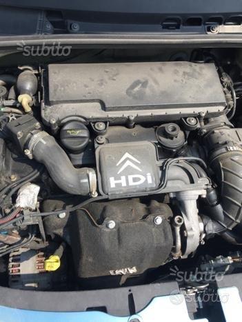 Motore Citroen c3 1.4 hdi 8hx