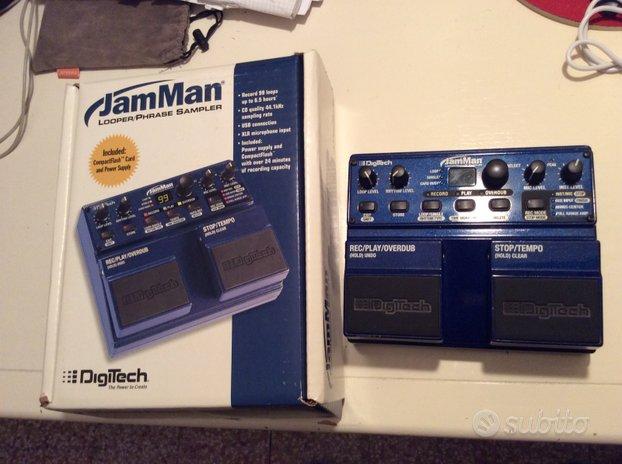 Looper Digitech JAM MAN