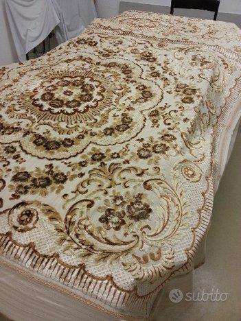Copriletto matrimoniale vintage arredamento e casalinghi for Subito it lazio arredamento e casalinghi