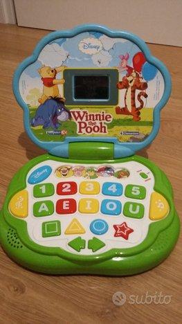 Computer Kid Winnie the Pooh Abc 2+.Clementoni