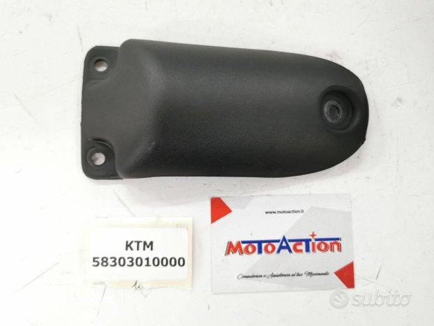 Protezione Filtro Olio KTM 640 LC4 SM
