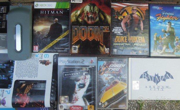 Stock Videogiochi e Accessori