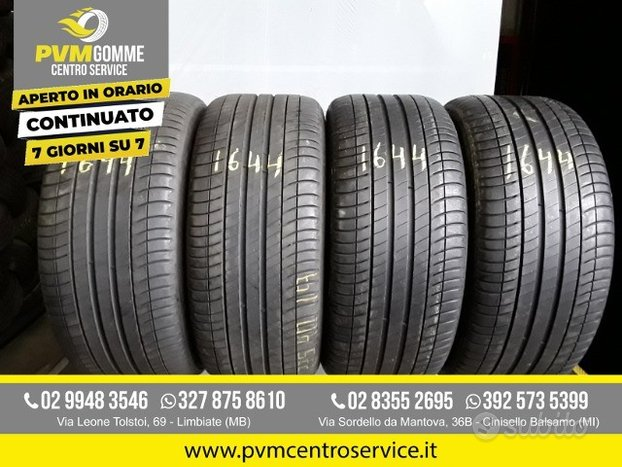 Gomme usate:275 40 19 101y michelin