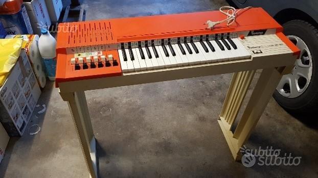 Organo elettrico bontempi anni 80