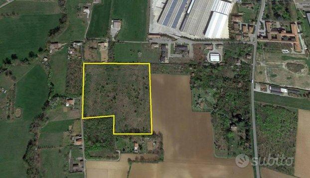 Area edificabile a Borgonovo (PC)