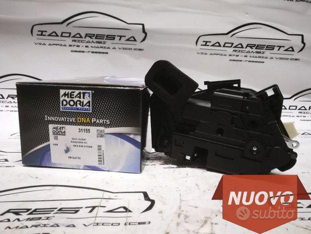 Serratura Porta Post. Sx Vw Golf 7 5K4839015AG