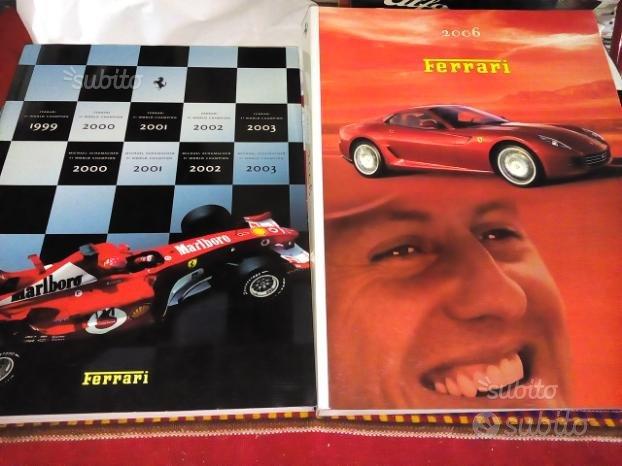 Ferrari libri e speciali