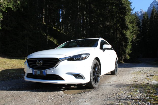 Mazda 6 Exceed 2.2L 175cv AWD Aut. + Luxury Pack