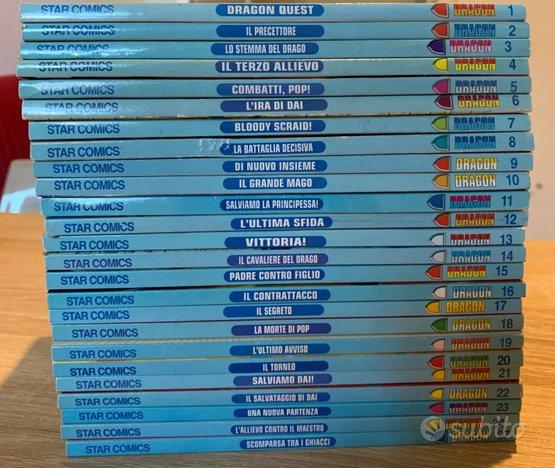 Star Comics Manga-DRAGON DAI 1-24+27