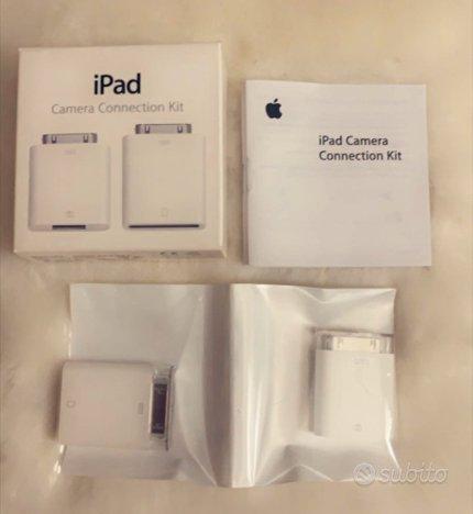 Apple iPad camera connection kit ~ NUOVO