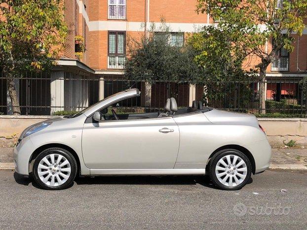 Nissan micra c+c 1,6 110cv active luxury