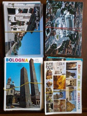 Cartoline italiane e straniere