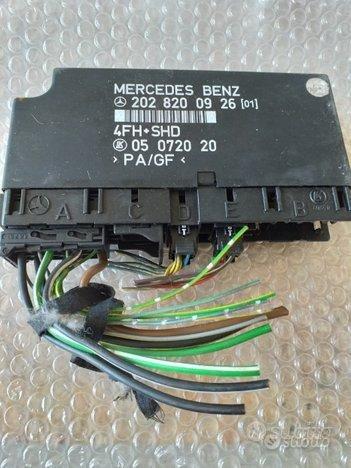 Modulo unit di controllo Mercedes 4FHSHD