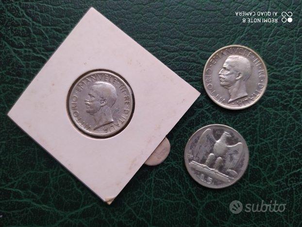 Regno d'Italia 5 lire