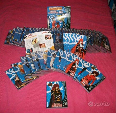 CAPITAN HARLOCK 43 DVD collection